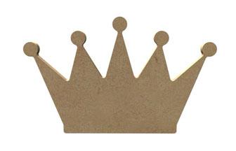 petite couronne en bois à personnaliser