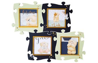 décoration enfant avec les cadres photos à personnaliser
