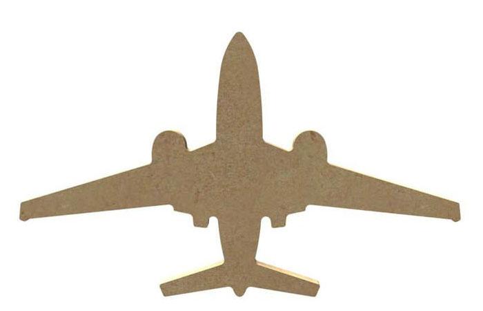 petit avion en bois