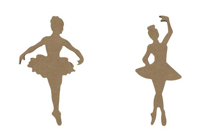 petites danseuses en bois