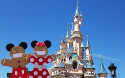 Retour en images de ma journée Disney pendant cette période de coronavirus !