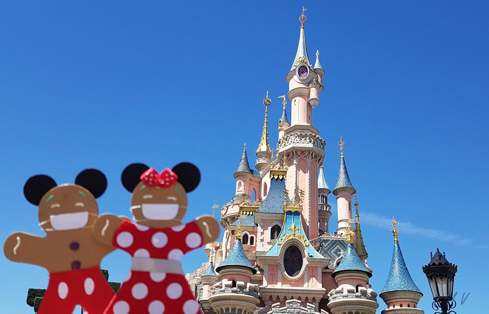 retour en image sur ma journée Disney