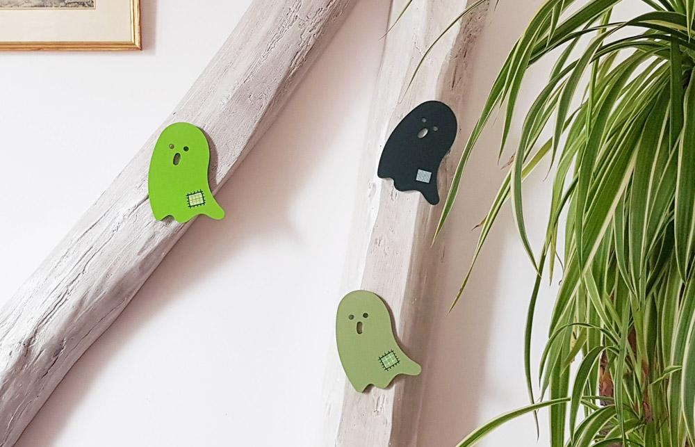 Un fantôme d'halloween pour personnaliser votre intérieur en DIY !