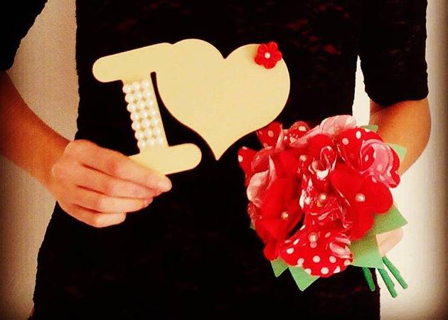 Comment créer un bouquet soi-même : tuto fleur en tissu !