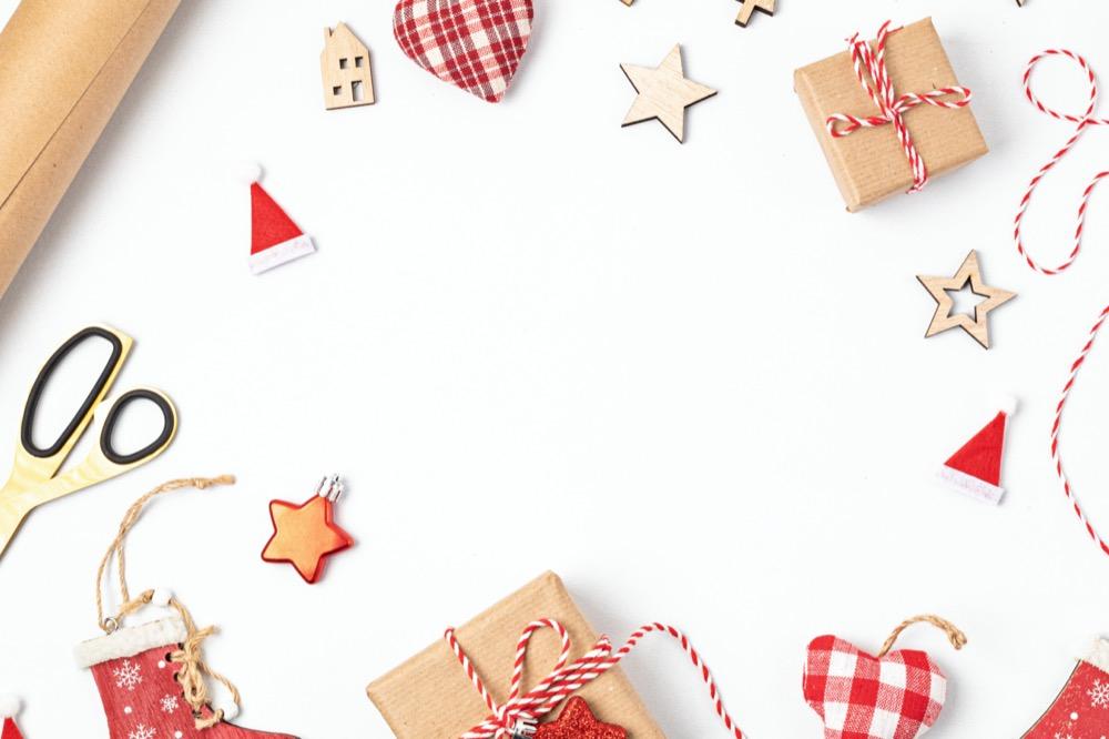 3 idées de déco de Noël facile à faire en famille