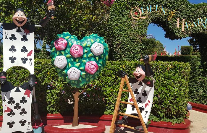 journée Disney et le labyrinthe