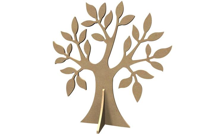 bel arbre en bois pommier