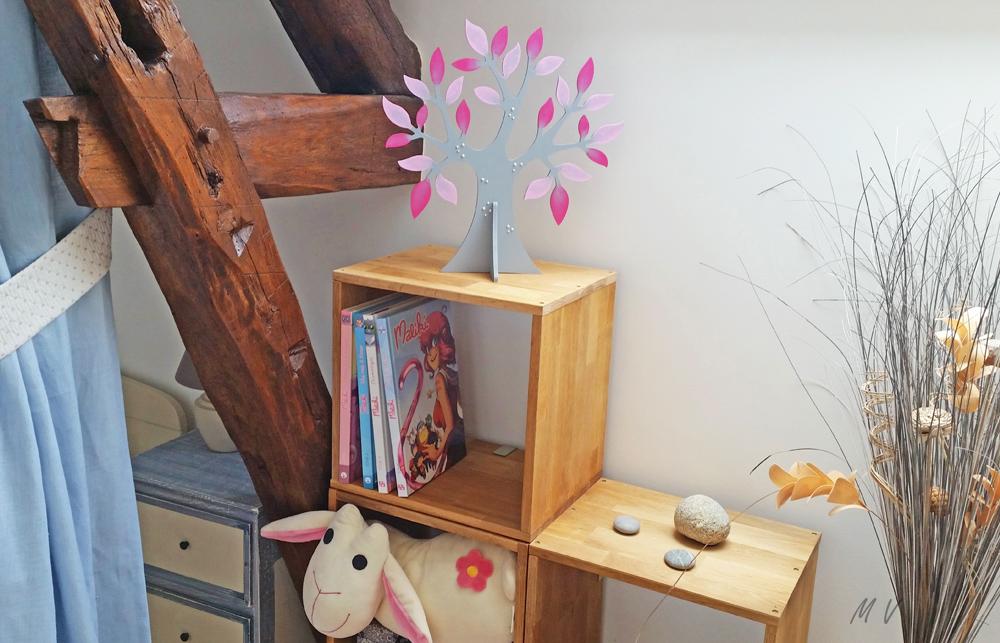 Comment fabriquer et décorer un arbre en bois : tuto complet