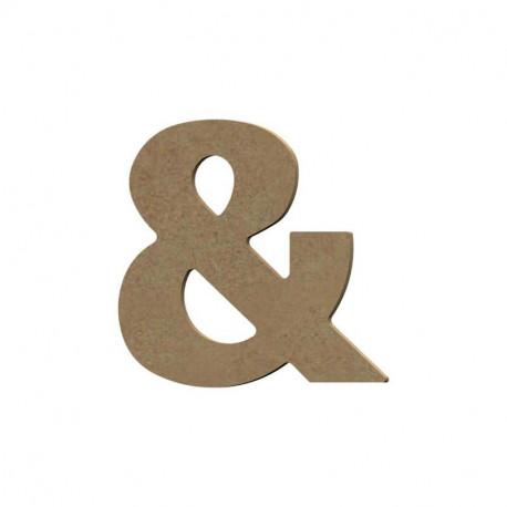 symbole et en bois pour décoration